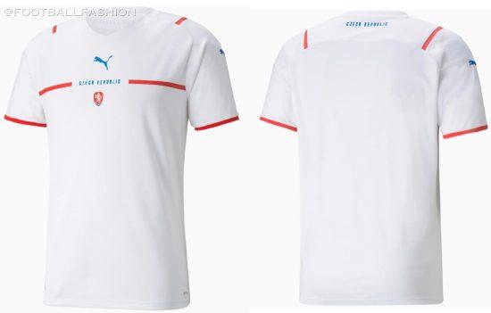 Czech Republic EURO 2020 2021 2022 Away Football Kit, 2021-22 Soccer Jersey, 2021/22 Shirt, nové dresy pro