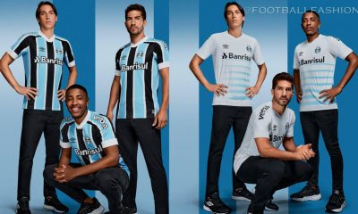 Grêmio 2021 2022 Umbro Home and Away Football Kit, 2021-22 Soccer Jersey, 2021/22 Shirt, Camisa