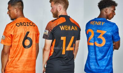Orange County SC 2021 adidas Soccer Jersey, Football Kit, Shirt, Camiseta de Futbol