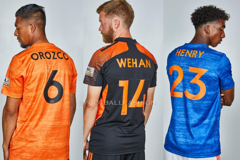 Orange County SC 2021 adidas Jerseys - FOOTBALL FASHION