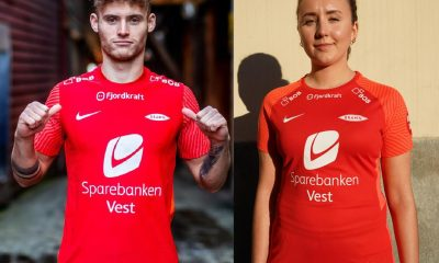SK Brann 2021 2022 Nike Home and Away 2021/22 Football Kit, 2021-22 Soccer Jersey, Shirt, Drakt, Fotballdrakt, Hjemmedrakt, Bortedrakt