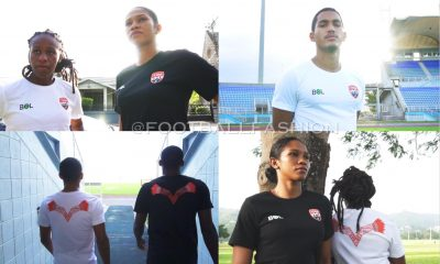 Trinidad and Tobago FA Signs Kit with BOL