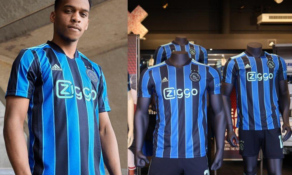 AFC Ajax 2021 2022 adidas Away Football Kit, Shirt, Soccer Jersey, Uitshirt