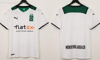 Borussia Mönchengladbach 2021 2022 PUMA Home Football Kit, Soccer Jersey, 2021-2022 Shirt, 2021/22 Trikot