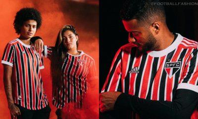 São Paulo FC 2021 2022 adidas Away Football Kit, 2021-22 Soccer Jersey, 2021/22 Shirt, Camisa