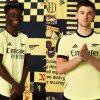 Arsenal FC 2021 2022 adidas Away Football Kit, 2021/22 Shirt, 2021-22 Soccer Jersey, Maillot, Camiseta, Camisa, Trikot, Tenue