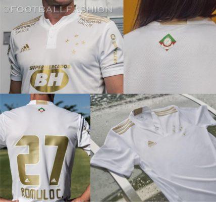 Cruzeiro 2021/22 adidas Away Kit - FOOTBALL FASHION