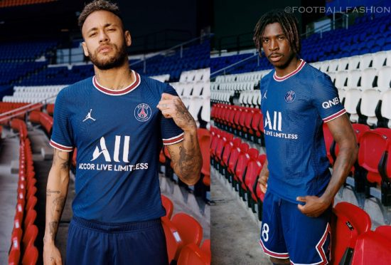 Paris Saint-Germain 2021 2022 Nike Home Football Kit,  2021/22 Soccer Jersey, 2021-22 Shirt, Maillot, Camiseta, Camisa, Trikot