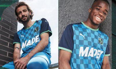 Sassuolo 2021 2022 PUMA Third Football Kit, 2021/22 Soccer Jersey, 2021-22 Shirt, Maglia, Gara
