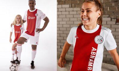 AFC Ajax 2021 2022 adidas Home Football Kit, Shirt, Soccer Jersey, Thuisshirt