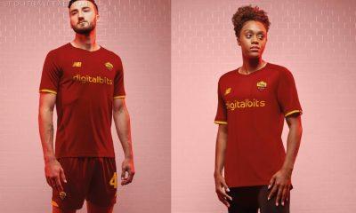 AS Roma 2021 2022 New Balance Home Football Kit, 2021-22 Soccer Jersey, 2021/22 Football Kit, Camiseta 21-22, Camisa 201/22, Maglia, Gara