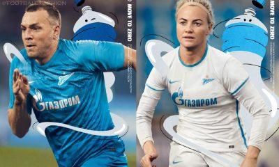 FC Zenit 2021 2022 Nike Home and Away Football Kit, 2021-22 Soccer Jersey, 2021/22 Shirt