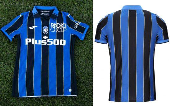 Atalanta BC 2021 2022 Joma Home, Away and Third Football Kit, 2021-22 Soccer Jersey, 2021/22 Shirt, Maglia 21-22, Camiseta 21/22