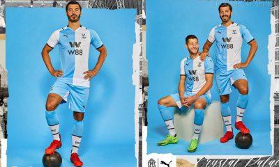 Crystal Palace 2021 2022 PUMA Third Football Kit, 2021/22 Soccer Jersey, 2021-22 Premier League Shirt