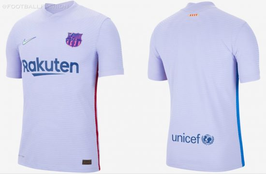 FC Barcelona 2021 2022 Nike Away Football Kit, 2021-22 Soccer Jersey, 2021/22 Shirt, Camiseta 21-22, Equipacion, Camisa 21/22, Maillot, Trikot, Tenue