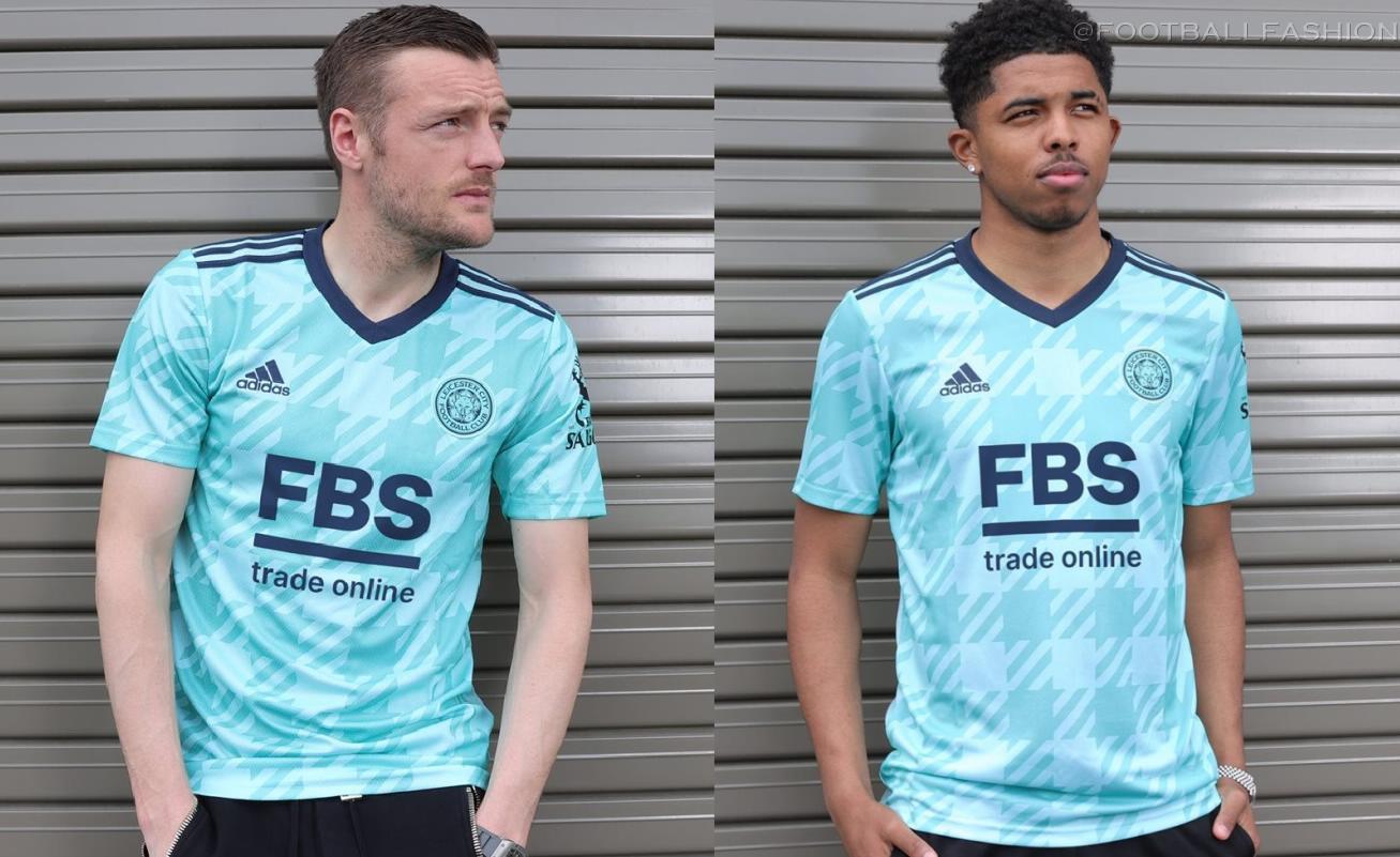 Leicester City 2021/22 adidas Away Kit - FOOTBALL FASHION