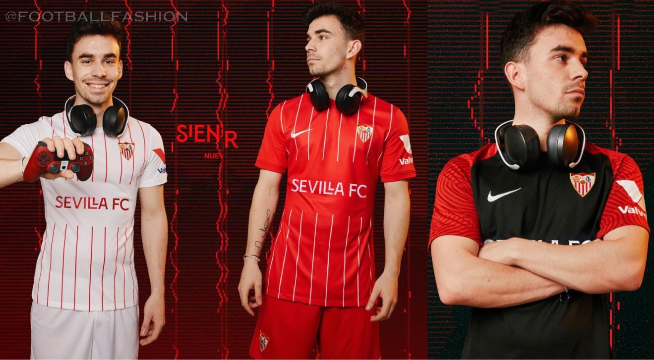 Sevilla Fc Jersey