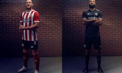 Sheffield United 2021 2022 adidas Home and Away Football Kit, 2021-22 Shirt, 2021/22 Soccer Jersey