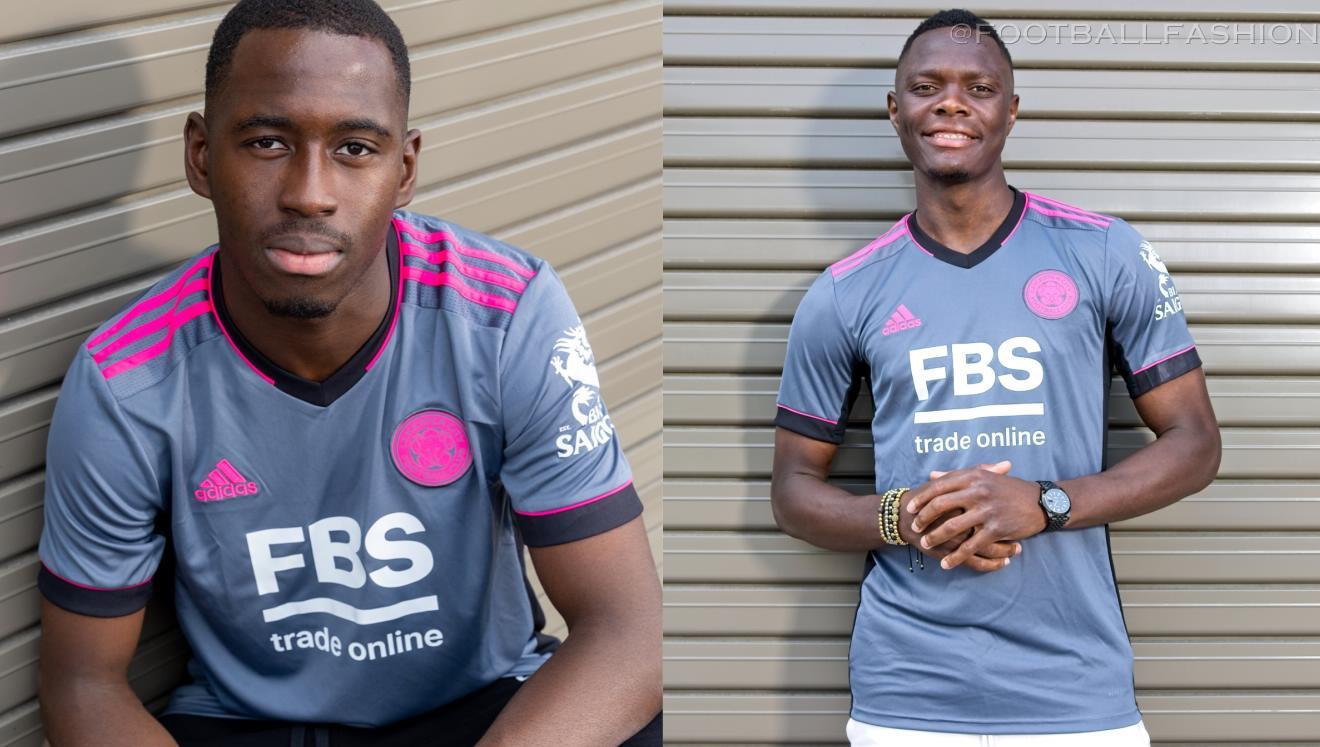 Leicester City 2021/22 adidas Third Kit - FOOTBALL FASHION